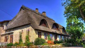 Ціна покрівлі даху з соломи